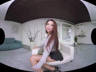 Paula Shy Is A Hardcore Diva In VR