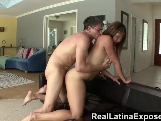 RealLatinaExposed – Sabrina Taylor Huge Tits Are Perfect For Fucking.