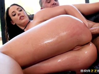 Big Tit, Big Ass Milf Gets Anal Surprise – Brazzers