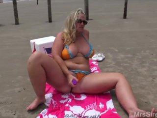 Naughty Beach Fun