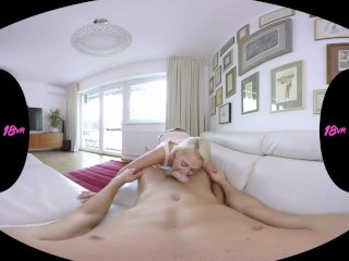 18VR Hard Fucking For Lusty Nicole Vice VR Porn