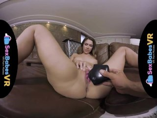 SexBabesVR – Catch In The Act VR video with Ani Black Fox