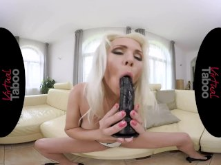 VIRTUAL TABOO – Enjoy Your Hot Stepmother While She Is Playing With Herself