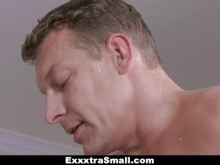 ExxxtraSmall - Trouble Maker Teen Punished By Stepdad