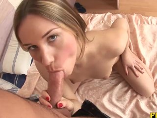 Teen Veronika Down And Ready For Anal