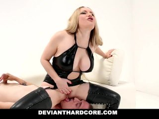 Deviant Hardcore – Submissive Sissy Pegged By Aiden Starr