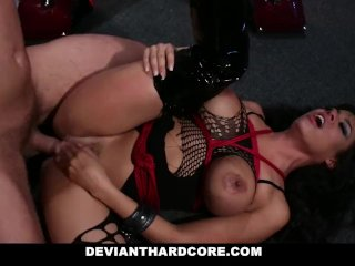 DeviantHardcore –  Latina MilF Dominated & Destroyed