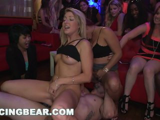 DANCING BEAR – J-Mac and Sean Lawless Sling Dick At A Wild Party