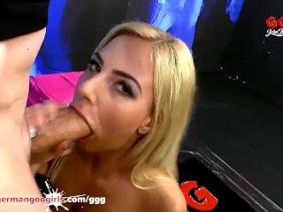Nathaly Cherie the Gorgeous Sex Bomb fucked hardcore – German Goo Girls