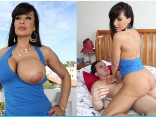 BANGBROS – Busty MILF Lisa Ann Gets Her Big Ass Fucked Just Right