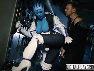 DigitalPlayground – Ass Effect A XXX Parody