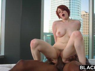 BLACKED Bree Daniels First BBC Anal!