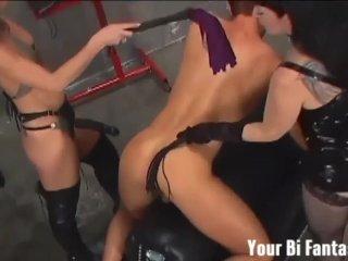Bisexual Fantasy And Gay Domination Porn