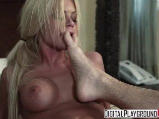 Digital Playground – Riley Steele & Manuel Ferrara fuck hard