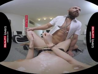 RealityLovers VR – MaleDom
