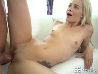 PASSION-HD Halloween – Little Red Riding Hood Elsa Jean POUNDED