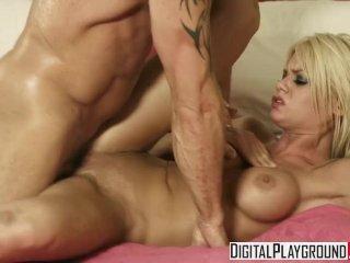 Digital Playground – Cute blondeRiley Steele gets fucked by her step dad