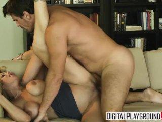 Digital Playground – Horny blonde milf Julia Ann gets pounded by Manuel Fer
