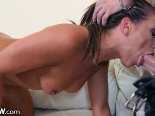 BSkow Adriana Chechik Rough Fucked Ass to Pussy
