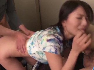 Nana Nakamura gets a bunch of dicks to satisfy her – More at javhd net