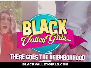 BlackValleyGirls – Ebony Babe Having Juicy Joy Ride