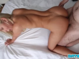 Date Slam – Beautiful blonde gets fucked on vacation in Bali – Part 3