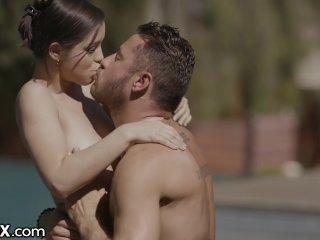 Eroticax Alina Lopez S Older Boyfriend Loves How Big Her Tongue Is