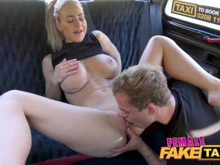 Nathaly, a szexéhes taxisofőr