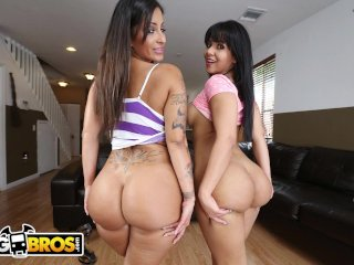 BANGBROS – Welcome to Booty Land, Featuring Spicy J and Rose Monroe