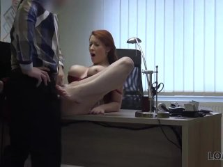 LOAN4K. Application for credit was declined so why redhead undresses