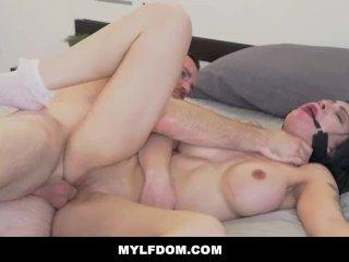 MYLFDOM – Hot Horny Mylf Gagged For Hardcore Pounding