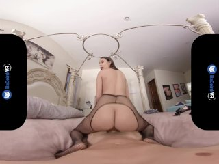 BaDoinkVR Swinging Latina Wife Eliza Ibarra Can't Get Enough Of You