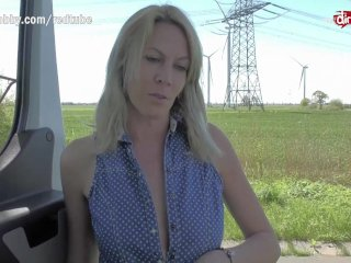 MyDirtyHobby – Gorgeous MILF outdoor fuck with a stranger