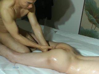 中國肌肉裸體按摩 Chinese Muscle Nude Massage
