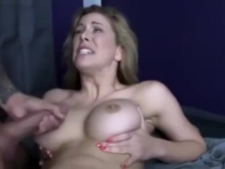 Stepmom Wants To Fuck Stepson Before Sleep