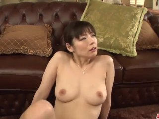 Hot milf puts a lot of inches into her wet hole – More at Japanesemamas com
