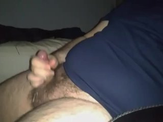 I lost a bet and had to cum on camera for the internet as my punishment