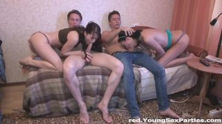 Young swinger sex