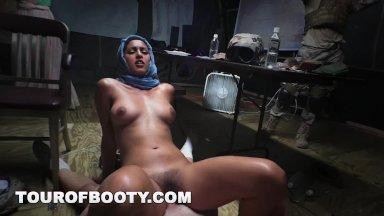 Ebon lesbijki porno