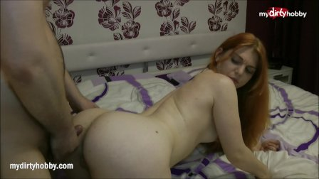 MyDirtyHobby - First date with Little Nicky went anal right