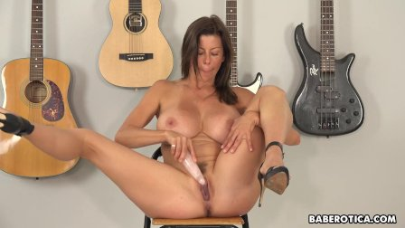 Solo milf  Alexis Fawx is masturbating all day  in 4K