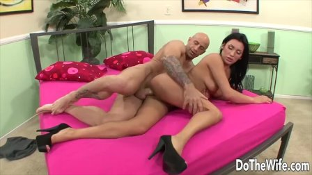 Do The Wife - Housewife Shamelessly Fucking in Front of Hubby Compilation 8