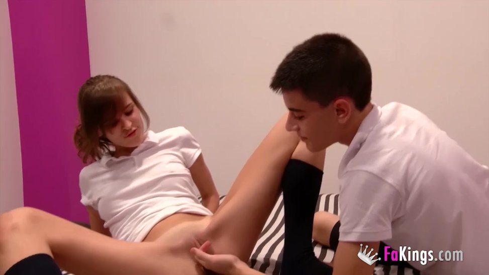 image Ainara and jordi get it on for our webcam community